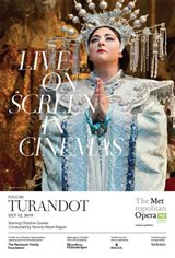 The Metropolitan Opera: Turandot (2019) - Encore Movie Poster