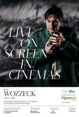 The Metropolitan Opera: Wozzeck ENCORE Movie Poster