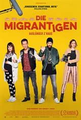 The Migrumpies (Die Migrantigen) Movie Poster