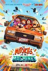 The Mitchells vs. The Machines (Netflix) Movie Poster
