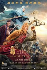 The Monkey King 2 Large Poster