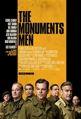 The Monuments Men Movie Poster
