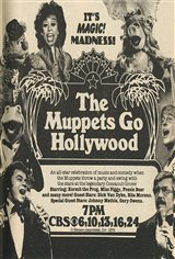The Muppets Go Hollywood (1979) Movie Poster