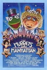 The Muppets Take Manhattan Movie Poster