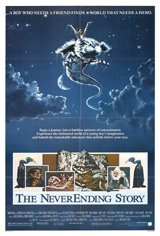 The Neverending Story - A Family Favourites Presentation  Movie Poster