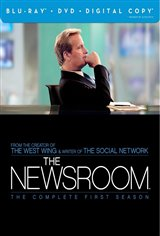 The Newsroom: The Complete First Season Large Poster
