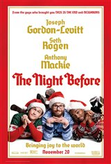 The Night Before Movie Poster
