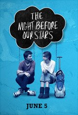 The Night Before Our Stars Large Poster