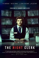 The Night Clerk Movie Poster