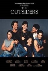 The Outsiders: The Complete Novel Movie Poster