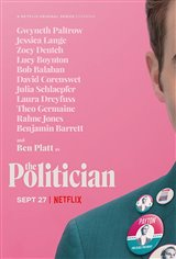 The Politician (Netflix) Movie Poster