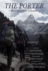The Porter: The Untold Story at Everest Movie Poster
