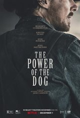 The Power of the Dog (Netflix) Movie Poster