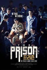 The Prison Movie Poster