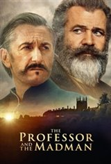 The Professor and the Madman Large Poster