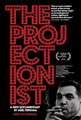The Projectionist Movie Poster