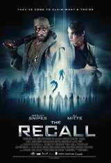 The Recall Movie Poster