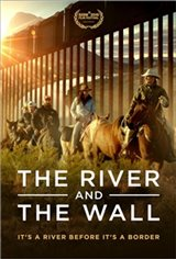 The River and the Wall Large Poster