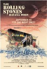 The Rolling Stones: Havana Moon Large Poster