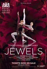 The Royal Ballet: Jewels ENCORE Movie Poster