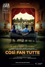 The Royal Opera House: Cosi Fan Tutte ENCORE Movie Poster