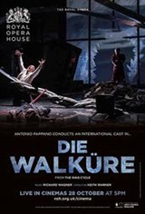 The Royal Opera House: Die Walküre Movie Poster