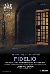 The Royal Opera House: Fidelio Large Poster