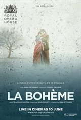 The Royal Opera House: La Boheme Movie Poster