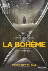 The Royal Opera House: La Boheme ENCORE Movie Poster