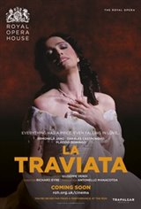 The Royal Opera House: La Traviata Movie Poster