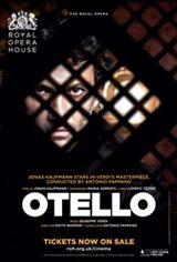 The Royal Opera House: Otello ENCORE Movie Poster