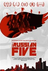The Russian Five Movie Poster