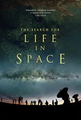 The Search for Life in Space 3D Large Poster
