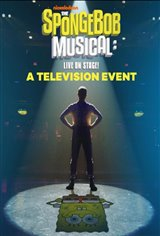 The SpongeBob Musical: Live on Stage! Movie Poster