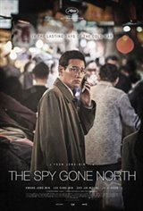 The Spy Gone North Large Poster