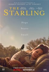 The Starling (Netflix) Movie Poster