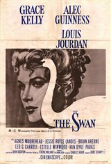 The Swan (1956) Movie Poster