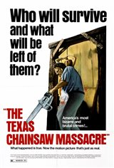 The Texas Chain Saw Massacre (1974) Movie Poster