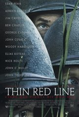 The Thin Red Line Movie Poster