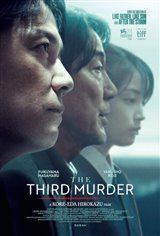 The Third Murder Movie Poster