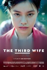 The Third Wife (Vo ba) Movie Poster