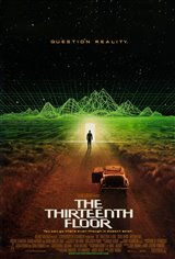 The Thirteenth Floor Movie Poster