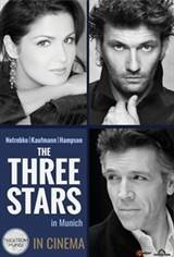 The Three Stars in Munich Movie Poster