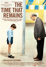 The Time That Remains Movie Poster