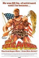 The Toxic Avenger Movie Poster