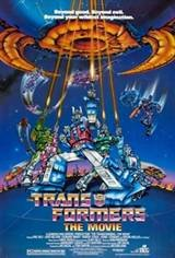 The Transformers: The Movie Movie Poster