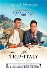The Trip to Italy Movie Poster Movie Poster