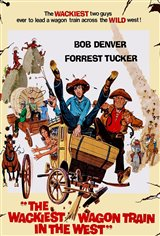 The Wackiest Wagon Train in the West Movie Poster