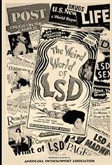 The Weird World of LSD (1967) Movie Poster