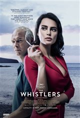 The Whistlers Movie Poster
